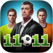 11x11足球�理手游�O果版1.5 最新iPhone/iPad版