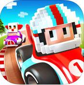 �o�M街道狂�jBlocky Racer1.1 �O果最新版