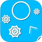 圆圈飞跃游戏1.0 安卓版