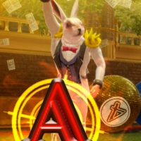 火辣兔子花式台球【3D/撞球/全动态】
