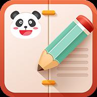 熊猫记事本app1.0 安卓免费版