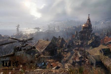 FPS大作《地铁:离去》Steam开启预购   国区标准版售价158元