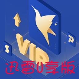 迅雷U享版去广告v1.0