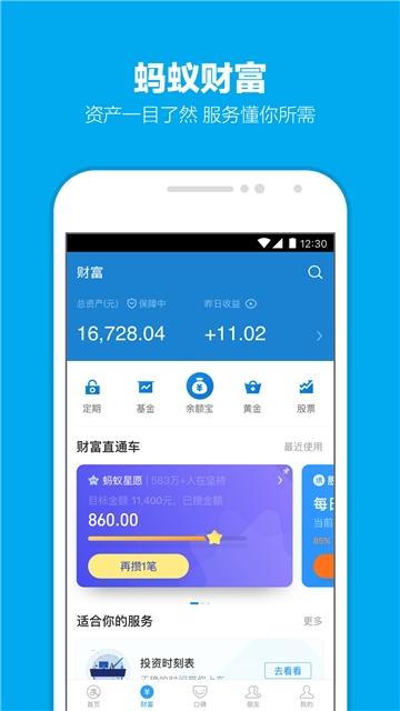 支付宝官方海外版app