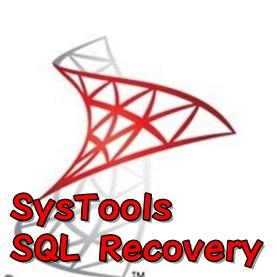 ���恢�凸ぞ�SysTools SQL Recovery�G色破解版