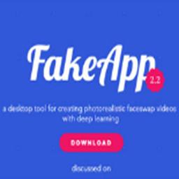 Fakeapp视频换脸v2.2
