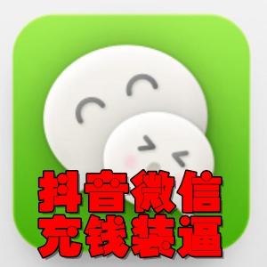 抖音微信充�X�b逼app1.0安卓版