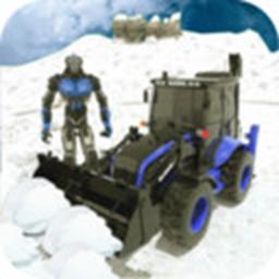 雪地挖掘�C中文�h化版v1.0.0安卓版