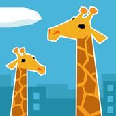 抖音超火长颈鹿踩踏乱斗小游戏0.1安卓版