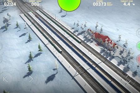 Electric Trains电动火车汉化版