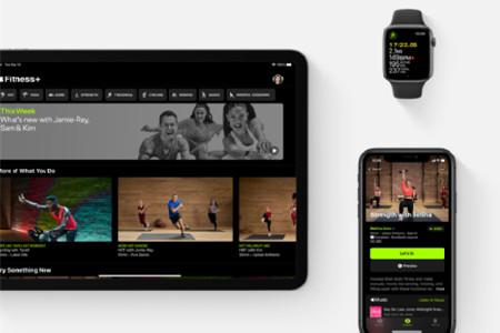 �O果Fitness+�w能��教程app