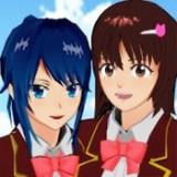 樱花校园模拟器天使服装汉化版v1.037.05