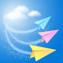 纸飞机点赞赚钱app高额版v1.0.0最新