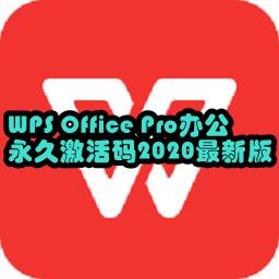 WPS Office Pro办公永久激活码2020最新版12.4.1 无限次数版