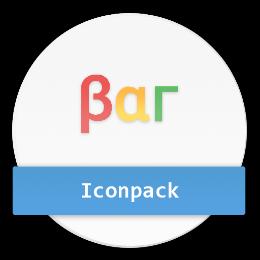 Bar图标包appv2.0.7清爽版