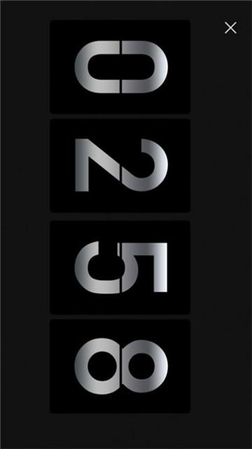 苹果app羊角countdown中文版