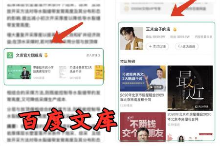 百度文库app私域推荐免费破解版