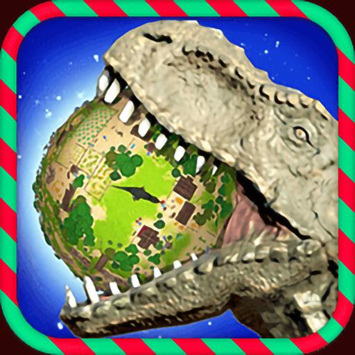 恐龙破坏城市模拟器破解无限金币版v5.0.0