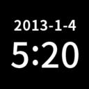 简黑时钟app最新安卓版v8.0