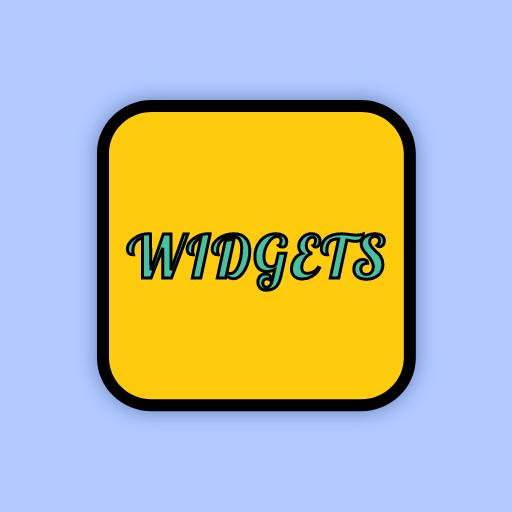 color widgets�A�槭�C2021版v20210529